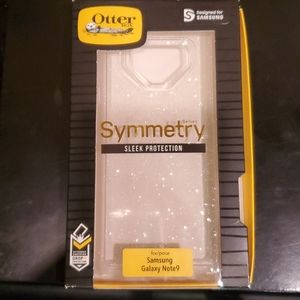 NWT Sanding Galaxy Note 9 Otterbox Phone Case